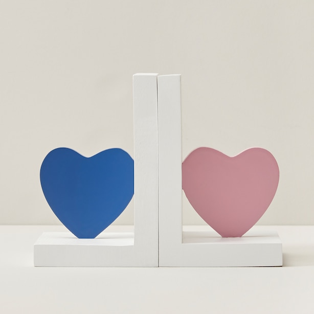 BOOKENDS, HEARTS