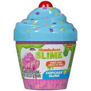 Nickelodeon Cupcake Scented Slime