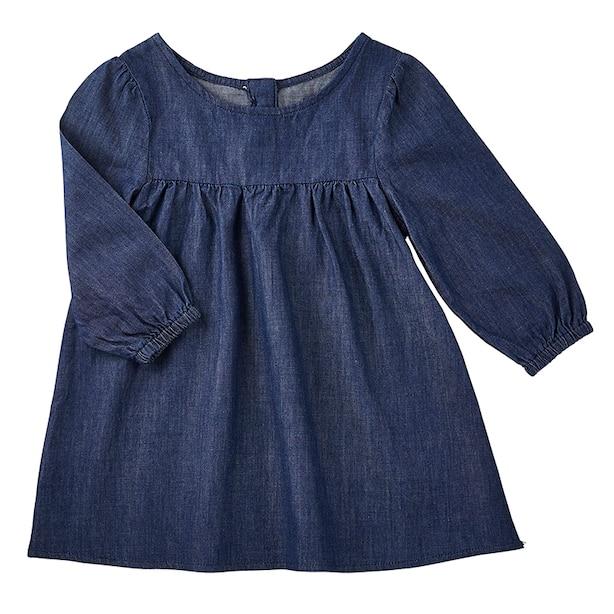 Stephan Baby Denim Dress