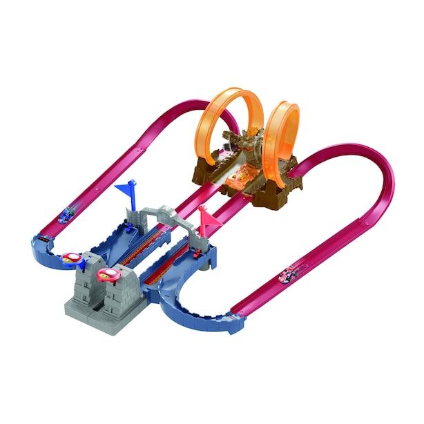 Hot Wheels MarioKart - Bowsers Castle Chaos Play Set