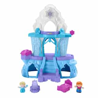 Disney Frozen Elsa's Enchanted Lights Palace by Little People®