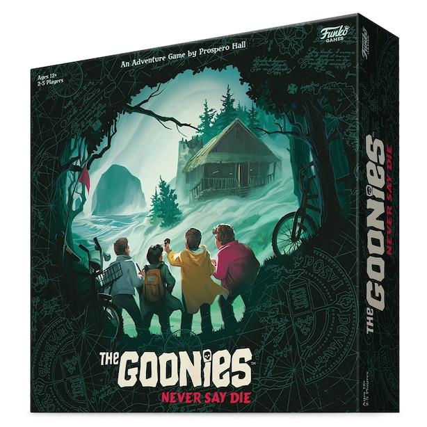 The Goonies: Never Say Die Game