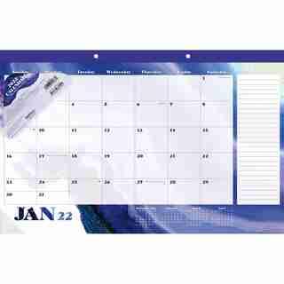 2022 Agate Desk Pad Calendar
