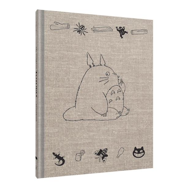 Sketchbook (Guided) - My Neighbour Totoro by Studio Ghibli