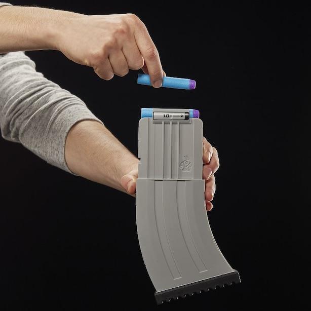 Fortnite Nerf Elite Dart Blaster Batteries Nerf Fortnite Ar L Nerf Elite Dart Blaster By Nerf Toys Www Chapters Indigo Ca